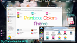 Rainbow Colors Theme (Iconpackger) by ChrissQuintanilla