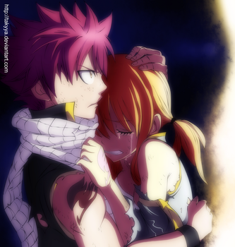 Fairy Tail Movie NatsuxLucy by Takyya