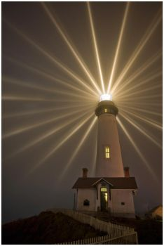 Pigeon Point Lighthouse by themobius