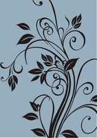 Floral Vector by secdoover-resources