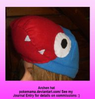 Archen hat by PokeMama