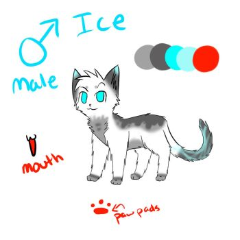 Ice ref by nightpooll