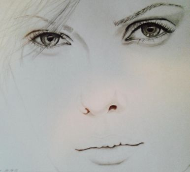 Charlize Theron2 by blackwing100