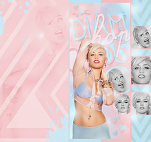 Miley-Cyrus by ANCHOYS-AN
