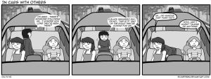 In Cars With Others 19 by isjusterin