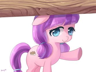 little cute filly by amy30535