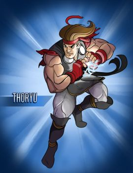 Thoryu by SeanMcFarland