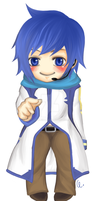 Bookmark Set: Kaito by Jika-Jika