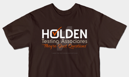 Holden Testing Associates by Mike-the-Vector