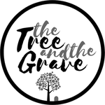 The Tree and the Grave logo by Irionuib