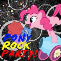 iTunes Art - Pony Rock Party! by SailorCardKnight