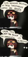 Death Note - Late-Night Creepypasta P1. by Charlockle