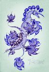 seahorses by Laterne-Magica