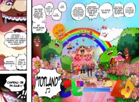 One Piece Big Mom Bloody Party Manga EPISODE 783 by Amanomoon