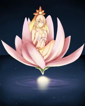 - Pearl of The Holy Lotus - by Restless-Dreamer