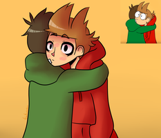 Eddsworld Screenshot Redraw by tearthunderstorm