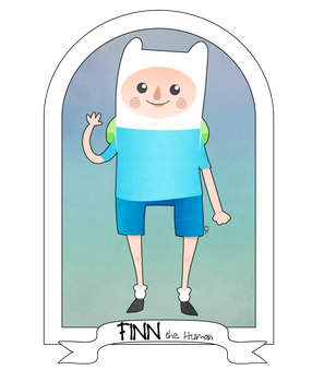 Finn the Human by Jookpub