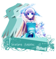 Station Anime Enter by Yuna-Breikoft
