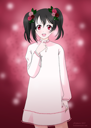 Yazawa Nico by skelly-jelly