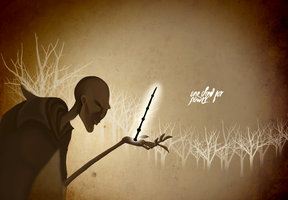 The Three Brothers: Voldemort by Rotae