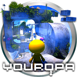 Youropa v2 by POOTERMAN