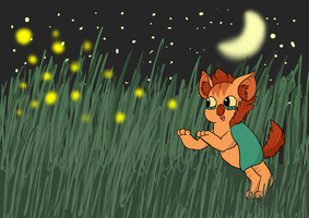 [DTA Entry] Fireflies by PyeFaced