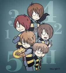 All Kitaro by 4eknight11
