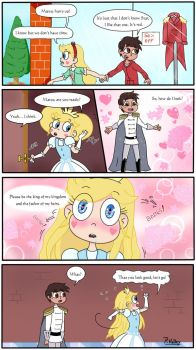 The Prince of the Princess's deepest desires by P-Valley