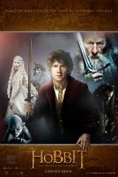 The Hobbit fan poster 14 by crqsf