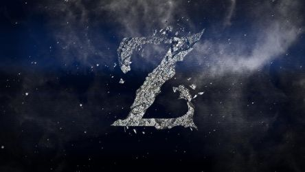 Abstract Rock Letter by Centoste