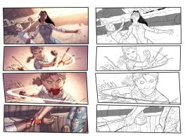 Morning glories 20 page 26 by alexsollazzo