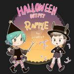 Raffle Halloween Outfit by gc-adopt