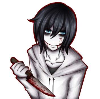Jeff the Killer (New Style) by Trahentium