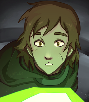 ... Pidge? by poodled
