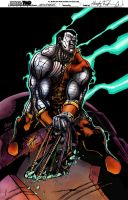 Colossus by logicfun by wrathofkhan