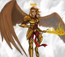League of legends - Kayle by MopkoBka