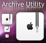 Archive Utility Icon by UnderclassHero