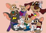GMD Easter with Rabbits by disneyfangirl774