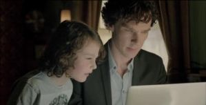 Oh, Baby!-(Husband!Sherlock X Wife!Prego!Reader) by