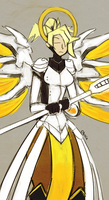 Mercy by Cruxia