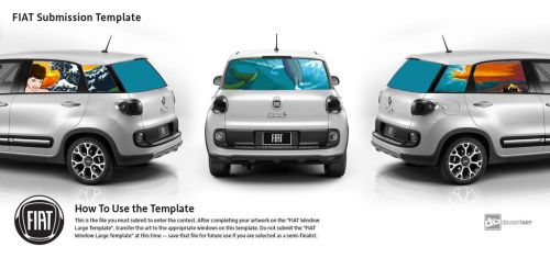FIAT Submission Template by Yi-wa