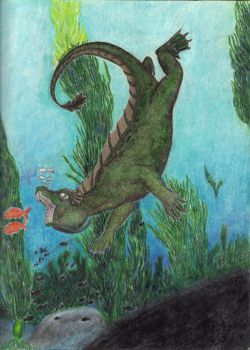 Pacific Sea Dragon by CherokeeGal1975