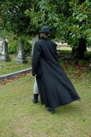 Taylor Jackson Cemetery 32 by LinzStock