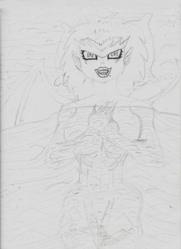 Demona In Bed! by rickchart