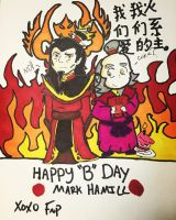 Happy Birthday Ozai by FireNationPhoenix