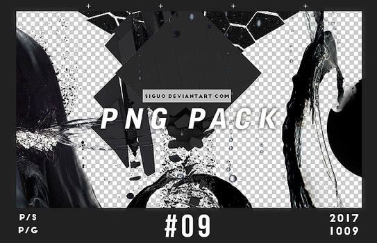#09 Png Pack by Bai by Siguo