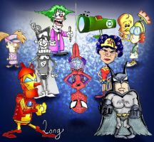 Supers by luislopezz