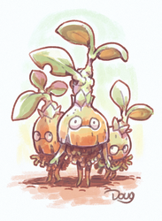 Seed Peeps by Astral-Requin