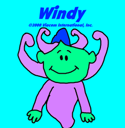Wendy from the Nature Blue's Clues by MikeJEddyNSGamer89