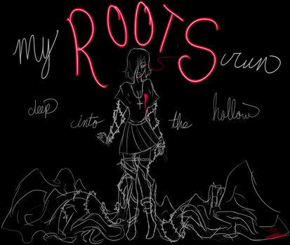 .:My Roots, My Roots:. by AshlynnisPanicking